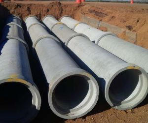 Reinforced Concrete Drainage pipes