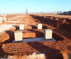 Structural Foundations/Footings