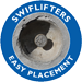 Swiftlifters - easy placement